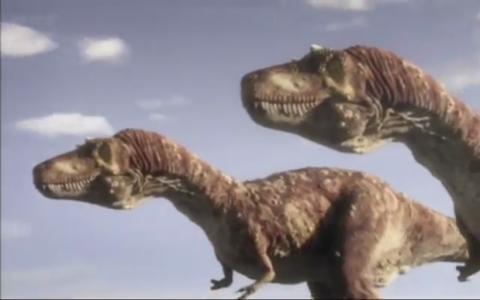 سرزمین های دایناسور ها : قسمت سوم : آخرین قاتلان